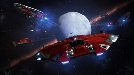 Image for Squadrons and fleet carriers are coming to Elite Dangerous in 2018 for free