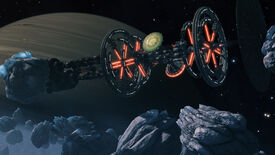 Image for Elite Dangerous players will decide the fate of an ancient colony ship