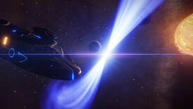 Image for I flew to the centre of the galaxy in Elite Dangerous, only to find it overrun with criminals