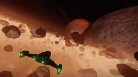 Image for Elite Dangerous pilots are crossing a dangerous galaxy, and I'm going with them