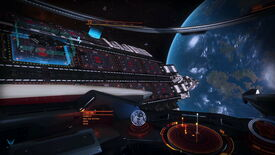 Image for Elite Dangerous delays Fleet Carriers to focus on fixing bugs