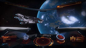 Image for Elite Dangerous' massive Fleet Carriers may finally take off in June