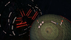 Image for Elite pilots hunt down an ancient starship packed with sick colonists