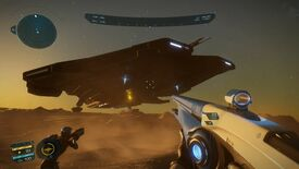 Image for Elite Dangerous: Odyssey has launched its new spacefeet adventures