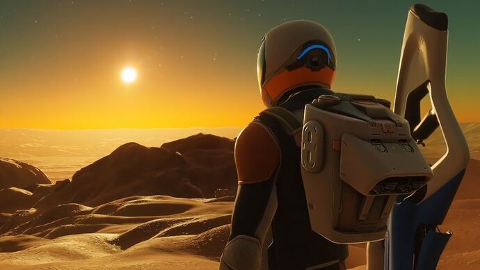 Image for Elite Dangerous's FPS expansion looks a bit stiff in this alpha playthrough