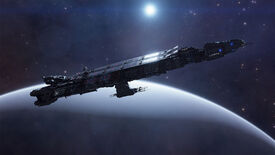 Image for Fly Elite Dangerous fleet carriers in beta from Monday