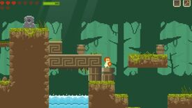 Image for Gorgeous RPG Elliot Quest Asking For Kickstarter Coins