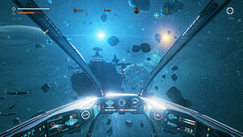 Image for Everspace blasts out of early access blaring rock music