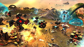 Image for Space Wars Are Go: Sci-Fi RTS Etherium Out Today