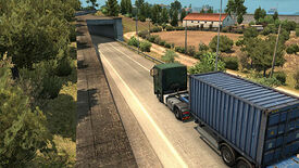 Image for Italia is Euro Truck Sim 2 at its most beautiful - but it is time for something more