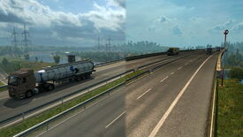 Image for Euro Truck Simulator 2 revamping Germany now, rest of the map later