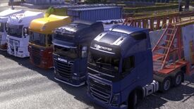 Image for Euro Truck Simulator 2 Multiplayer Mod Enters Open Alpha