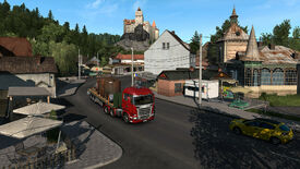 Image for Euro Truck Simulator 2's new Black Sea expansion will take you to Turkey today