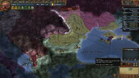 Image for Dracula's Revenge: conquering Europa Universalis IV as Romania