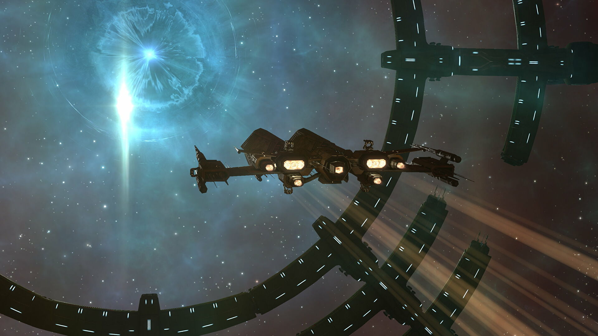 Eve Online coming to browsers thanks to cloud gaming with Eve Anywhere
