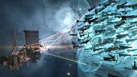 Image for EVE Online's colossal player-built stations are starting to decay