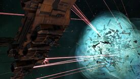Image for Hundreds of pilots trapped by space scumbags in Eve Online's latest galactic war