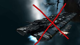 Image for Eve Online is adding a graphical setting to remove spaceships and also everything else