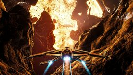 Image for Everspace 2's latest update adds a grappling hook and Descent-like puzzles