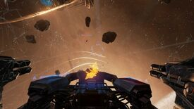 Image for Nothing But The Rain: EVE Valkyrie E3 trailer