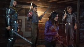 Image for Evil Dead: The Game is a co-op shooter coming out next year