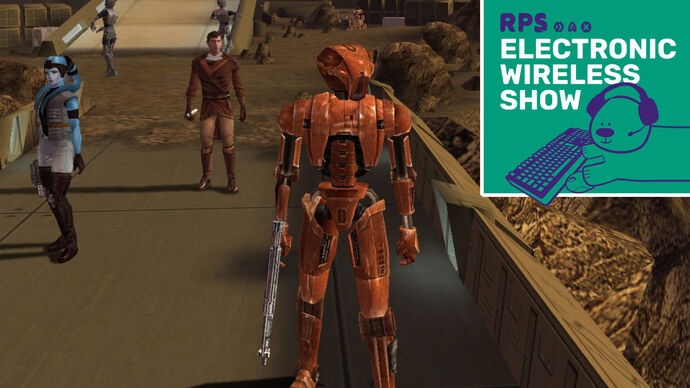 Image for EWS podcast episode 149: the best robots special