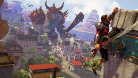 Image for Giant-slaying action-RPG Extinction stomps out on April 10th