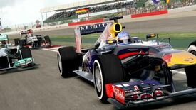 Image for F1 2013's Kitten-Free Launch Trailer