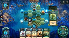 Image for Faeria's Fall Of Everlife DLC might be weird enough to work
