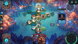Image for Free-to-play card strategy game Faeria goes buy-to-play today