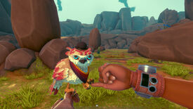 Image for Dress up a bird and make it dab: Falcon Age is out today on PC