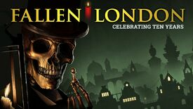 Image for Failbetter on the unlikely success of Fallen London's first ten years