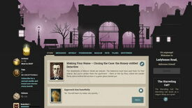 Image for Fallen London redesign spruces up the horror, the horror