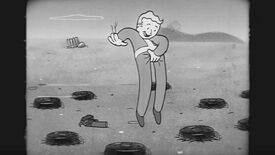 Image for Quick On The Drawn: Fallout 4's Animated Agility Trailer