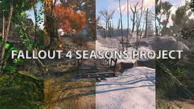 Image for Fallout 4 Mod Adds Nuclear Winter (And Other Seasons)