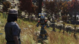 Image for Public teams improve, but don't solve, Fallout 76's social problems