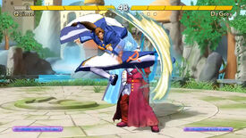 Image for Fantasy Strike goes free-to-play with two new fighters