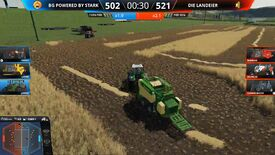 Image for Competitive Farming Simulator trundles onto screens today