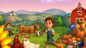 Image for The Giant Stirs: Zynga Shows Social Network, Farmville 2