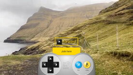Image for You can remote-control a real person in the Faroe Islands