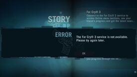 Image for Far Cry 3 Servers Down Already: Ubi, This Is A Mess
