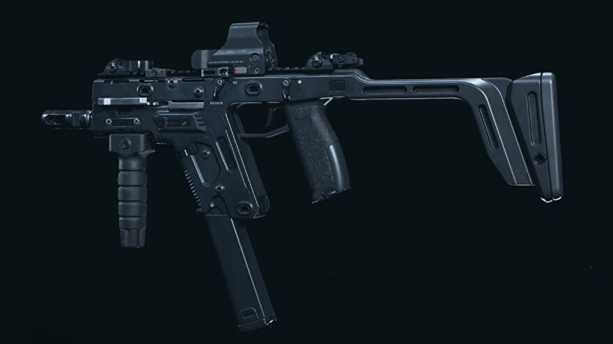 The Fennec SMG in Call of Duty: Warzone