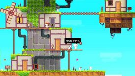 Image for Right Back Hat Ya: Fez Coming To Steam