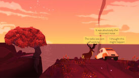 Image for Far From Noise Is A Clifftop Chat-Em-Up