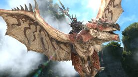 Image for Monster Hunter and Final Fantasy XIV's crossover blends the best of both worlds this August