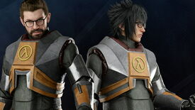 Image for Final Fantasy XV getting demo next week, also adding Gordon Freeman cosplay