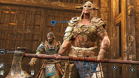Image for The Smart Swordplay & Wonderful Character Models Of Ubisoft's For Honor
