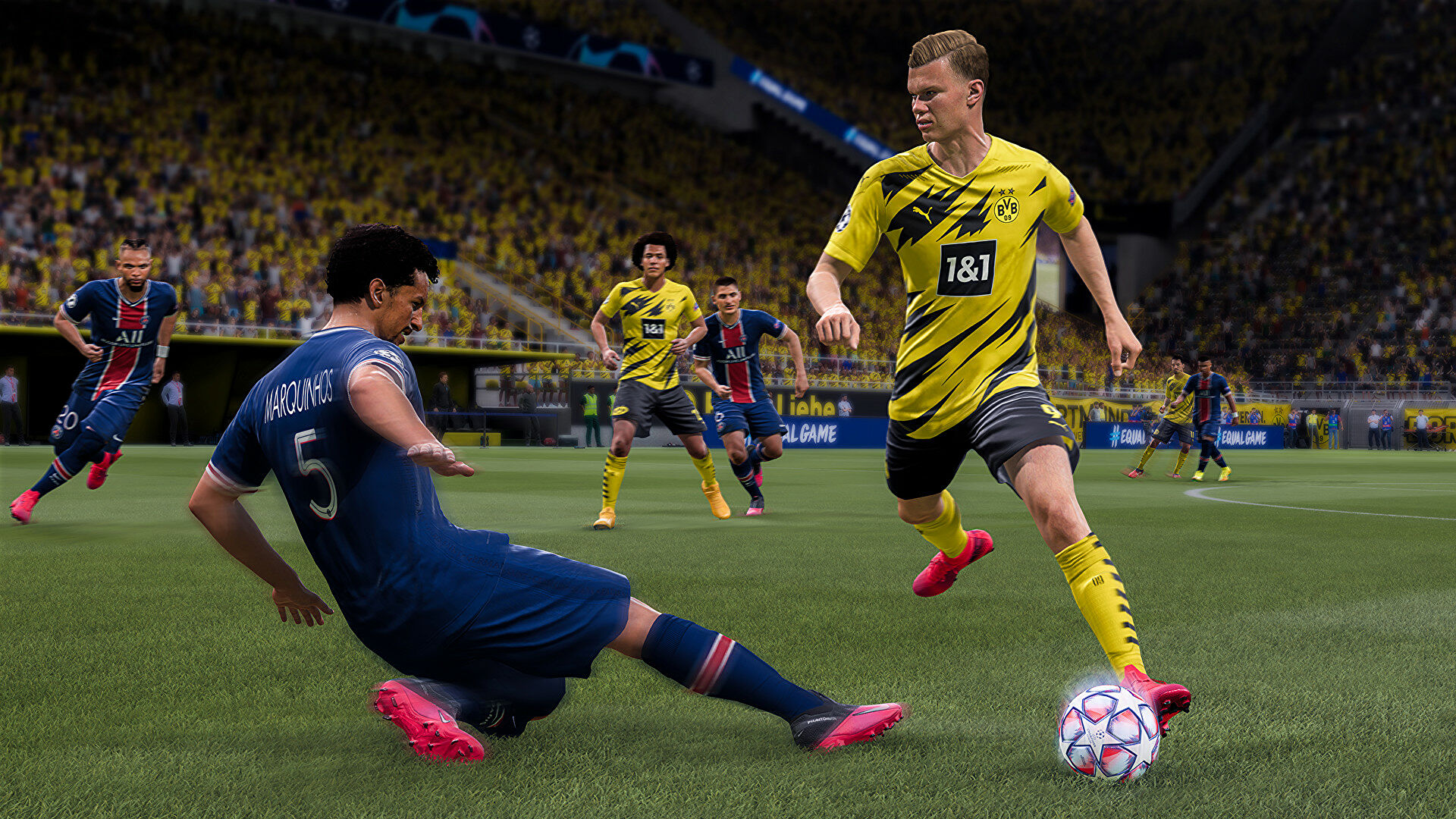 Lawsuit alleging FIFA 'dynamic difficulty' shenanigans has been dropped