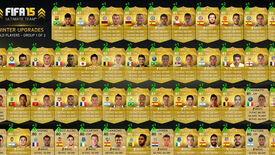 Image for FIFA Ultimate Team On Player Upgrade Spree