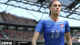 Image for In The Game: FIFA 16 Gets Women's International Teams